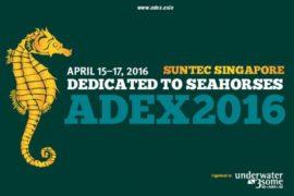 新加坡潜水展ADEX 2016